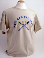 Crossed Swords Tee Shirt