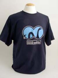 """Official Nessie Hunter"" T Shirt"