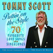 """Tommy Scott Double CD - """"Puttin' on the Style"""""""