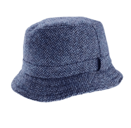 Harris Tweed Fishing Hat in Assorted Tweeds
