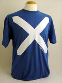 Scottish Saltire T-Shirt