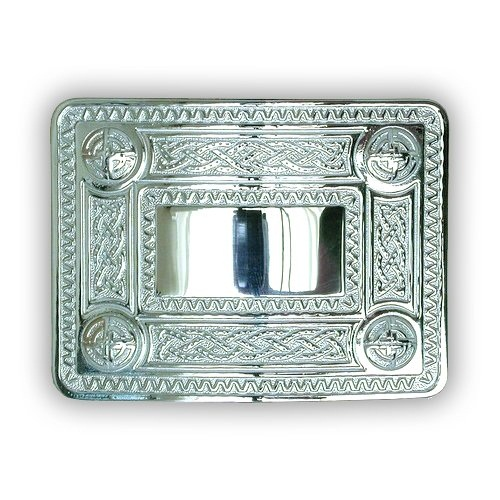 Celtic Belt Buckle 1.1
