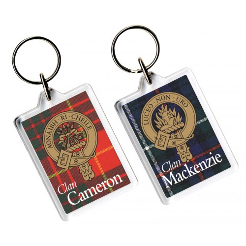 Clan key rings