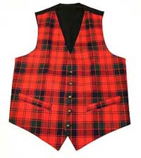 tartanwaistcoat