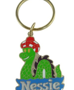 Nessie key ring in london