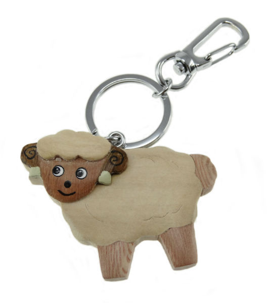 Sheep Keyrings