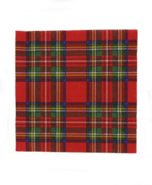Royal Stewart Napkins