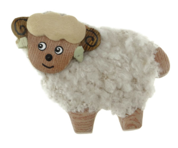 Woolly Sheep Magnets