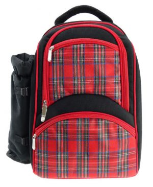 Harrish Tweed Picnic Bag